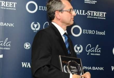 Gala Wall-Street.ro: Cine sunt castigatorii premiului Economistul anului 2013