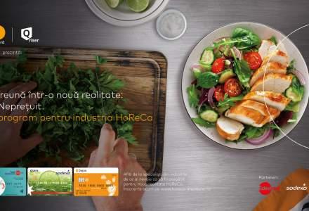 """Mastercard lansează """"HoReCa Împreună"""", alături de emitenții de tichete și carduri de masă: ce oferă programul"""