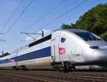 Trenul care se intrece cu...
