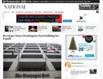 The Washington Post isi vinde...