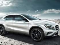 SUV-ul Mercedes-Benz GLA...
