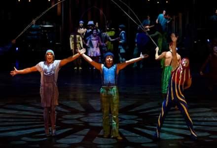 Cirque du Soleil, în faliment din cauza noului coronavirus