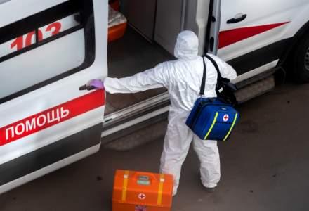 """Incă o persoană a """"alunecat"""" de la balcon în Rusia: de această dată, o polițistă, martor într-un dosar penal"""