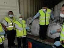 Containere cu deșeuri toxice...