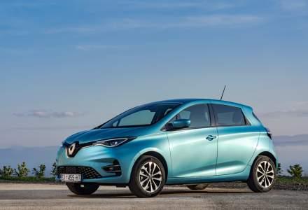 Renault: Vânzările au scăzut cu 34,9% în primul semestru din 2020, din cauza efectelor pandemiei