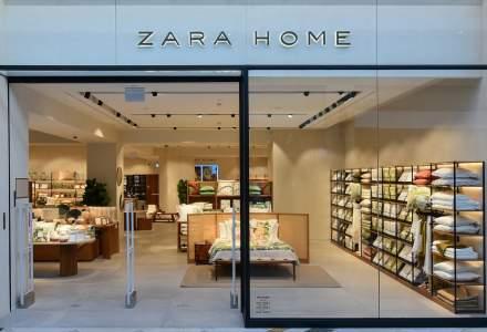 Primul Zara Home din regiunea de nord-est se deschide în ansamblul Palas Iași