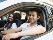 Lecții de condus în oraș:...