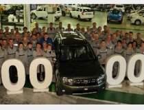 Dacia a produs exemplarul...