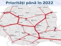Harta autostrazilor din 2018,...