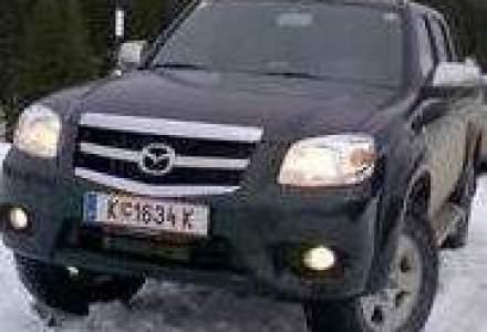 Mazda estimeaza vanzari de 250 unitati pentru modelul BT-50 in 2009