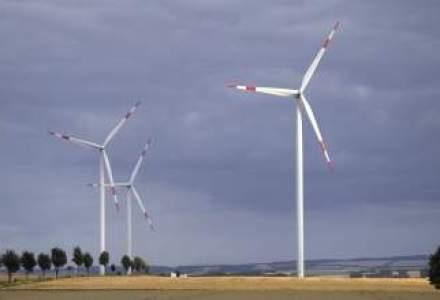 O companie chineza instaleaza in Dobrogea turbine eoliene de 50 MW