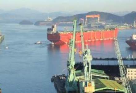 FOTO Shell lanseaza Prelude, cel mai mare vas din lume