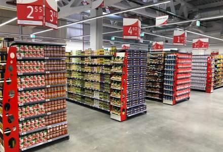 Auchan deschide un nou supermarket, în Turda