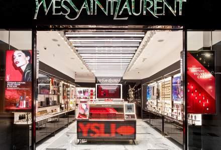 Yves Saint Laurent Beauty a deschis primul boutique din Europa, la București