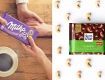 Războiul ciocolatei s-a...