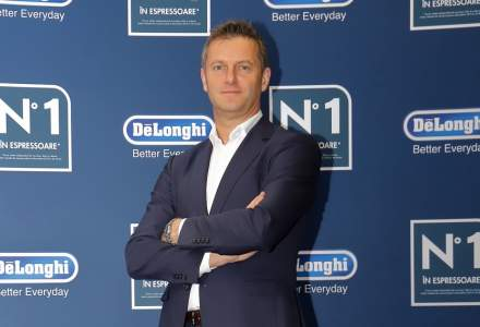 Massimo Paronitti, De'Longhi Group: 2020 va fi cel mai bun an în materie de cifră de afaceri și angajați. Vânzările noastre din prima jumătate a anului s-au dublat față de 2019