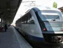 Trenul electric SF construit...