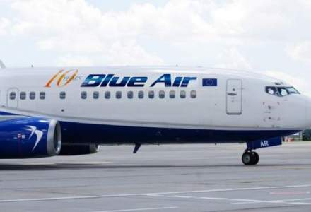 Blue Air anulează un numărsemnificativ de zboruri către Italia și Cipru