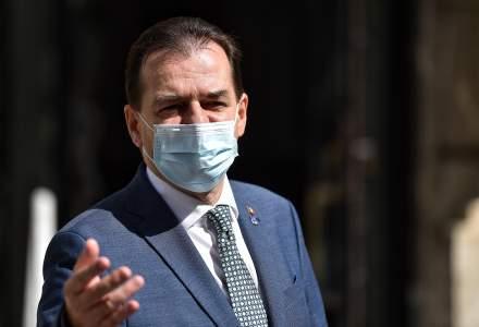 Ludovic Orban anunță că medicii vor fi detașați la ordin în spitalele COVID-19, pentru că numărul voluntarilor este prea mic