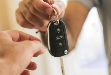 O agenție imobiliară oferă mașini gratuite dacă închiriezi birouri