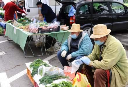 Prefectul din Dâmboviţa propune obligativitatea purtării măştii în pieţe, târguri şi oboare