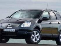 Noul crossover Nissan...