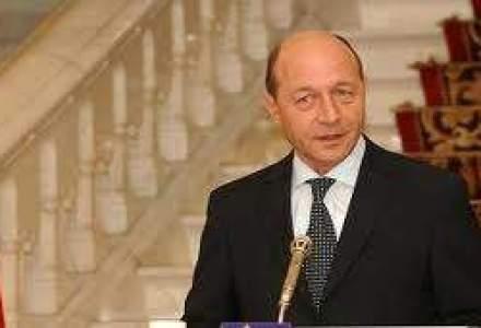 Basescu: Nu voi participa la ceremonia de depunere a juramantului de catre L.Bolcas pentru CC