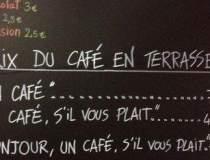 """""""O cafea, va rog"""": cafeneaua..."""