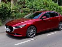 Test drive cu Mazda3 sedan...
