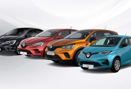 Grupul Renault a lansat servicii digitalizate de achiziționare a autovehiculelor Dacia și Renault