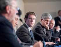 Cum se apără șeful Facebook...