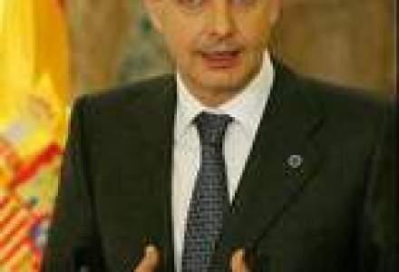 Zapatero: Spania trece prin cel mai grav moment al crizei economice