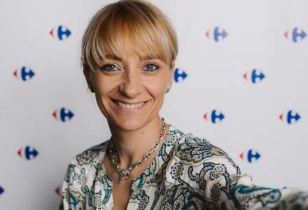 Anei Krasovschi, directoarea de Resurse Umane a Carrefour pleacă din companie după 20 de ani