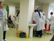 Asistentă medicală de la UPU...