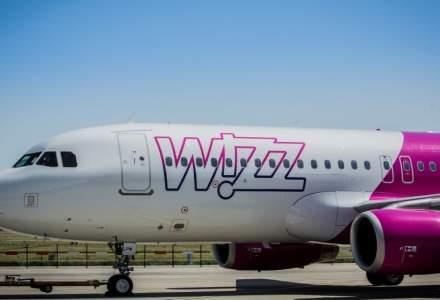 Wizz Air lansează patru noi rute din Iaşi