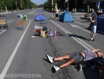 Proteste în Bulgaria. Oamenii...