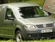 VW Caddy 4Motion este...