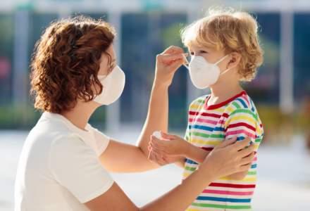 Masca de protecție devine obligatorie în București