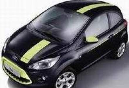 Noul Ford Ka costa 9.750 euro in Germania