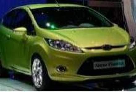 Noul Ford Fiesta are un pret de 11.500 euro pe piata germana