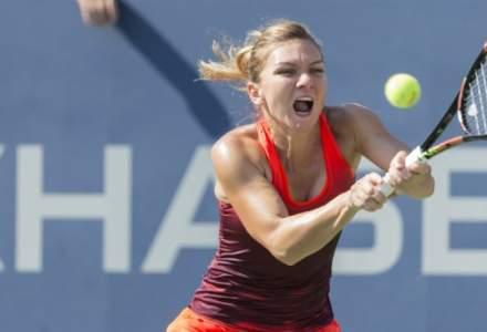 Simona Halep, înscrisă la ediţia din acest an a US Open