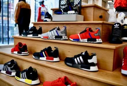 Adidas a pierdut aproape 400 milioane de dolari în trimestrul doi din cauza pandemiei de coronavirus