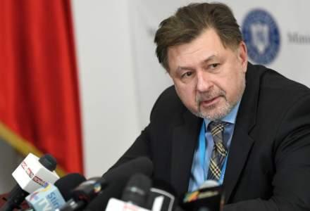 INTERVIU Alexandru Rafila: Momentul critic va fi ocuparea pe de-a-ntregul a secțiilor ATI