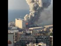 Explozii Beirut: Bilanț...
