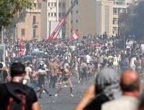 Explozii în lanț în Beirut:...