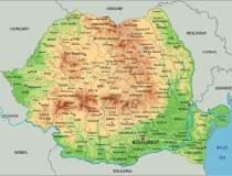 Harta zonelor din țară, unde...