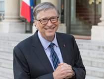 Bill Gates donează 150 de...