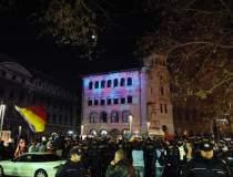 Protest in Capitala: mii de...