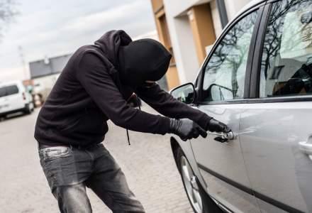 Ce autoturisme preferă hoții în 2020