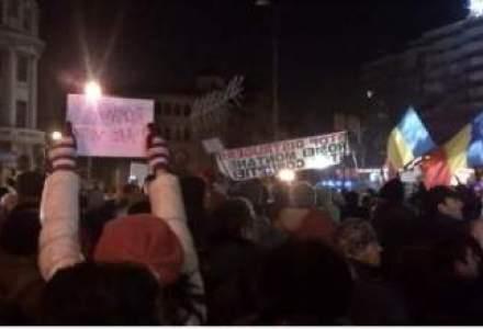 "Risc ""ridicat"" de izbucnire a unor tensiuni sociale in Romania, in 2014"